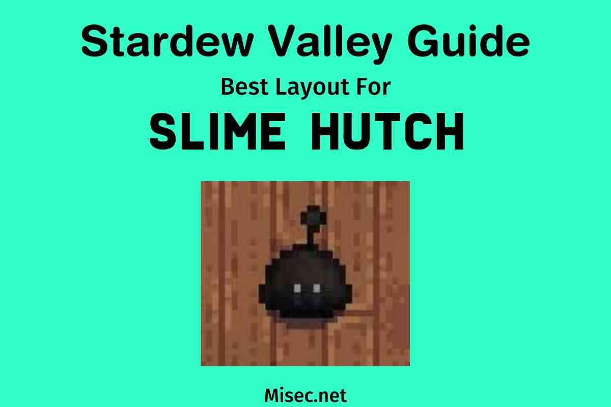 Slime Hutch